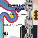 Stephan Jäschke & Glenn Geffken - ZOMBIES ON THE WALLS