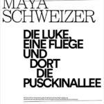 Maya Schweizer - Die Luke, eine Fliege und dort die Puschkinallee